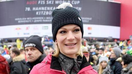 Maria Höfl-Riesch würde das Aus der Kombination im Ski alpin bedauern.