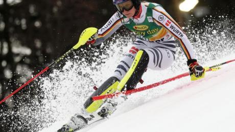 Lena Dürr will bei der WM in Are im Slalom glänzen.