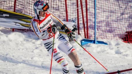 Pech: Stefan Luitz schied im Riesenslalom vorzeitig aus.