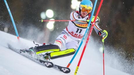 Slalom-Ass Felix Neureuther schied im WM-Rennen aus. Foto: Expa/Johann Groder