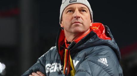 Werner Schuster hört als deutscher Skisprung-Bundestrainer auf. Foto: Daniel Karmann