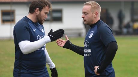 Zusammenhalt beim TSV Wolferstadt: Das Team hat als Zweiter der Kreisklasse Nord I noch beste Aufstiegschancen.