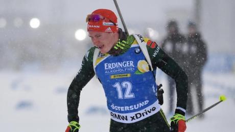Musste sich in Oslo mit Platz sechs zufrieden geben: Benedikt Doll.