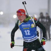 Musste sich in Oslo mit Platz sechs zufrieden geben: Benedikt Doll. Foto: Sven Hoppe