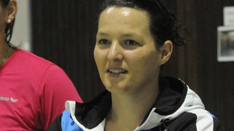 Seit rund neun Jahren ist Sonja Zellner, 32,als Teammanagerin der DJK Augsburg-Hochzoll tätig.