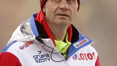 Trainierte zuletzt die polnischen Skispringer: Stefan Horngacher.