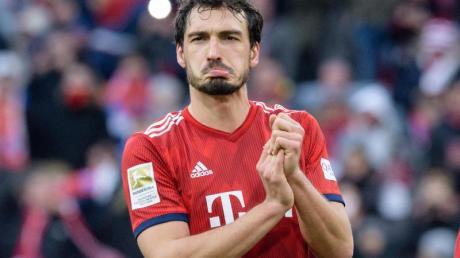 Stand bis dato 19 Mal beim Klassiker Bayern gegen Dortmund auf dem Rasen: Mats Hummels. Foto: Matthias Balk