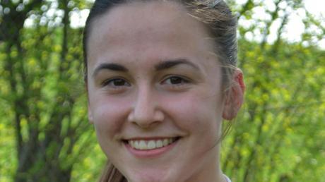 Die 18-jährige Sarah Wink absolvierte alle 14 Saisonspiele für den SC Mönstetten.
