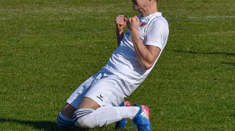 Lukas Schmalz ist mit 18 Treffern zweitbester Torjäger beim TSV Schondorf. Besser ist in seinem Team nur Luca Sigl (20). Können die beiden ihr Torkonto gegen Reichling weiter aufbessern?