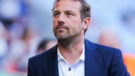 Verlor nach dem 0:6 seinen Job als VfB-Trainer: Markus Weinzierl.