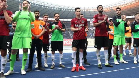 Hannovers Profi können trotz einer schwachen Saison noch auf den Ligaverbleib hoffen.