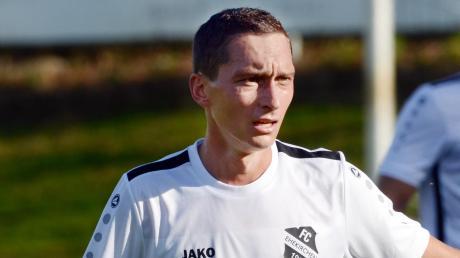 Michael Panknin ist Spielertrainer beim FC Ehekirchen.