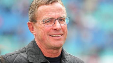 Ralf Rangnicks Plan für die Partien gegen den FC Bayern: «Im Idealfall wollen wir beide Spiele gewinnen.»