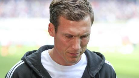 Trainer Hannes Wolf wird den HSV zum Saisonende verlassen. Foto: Friso Gentsch