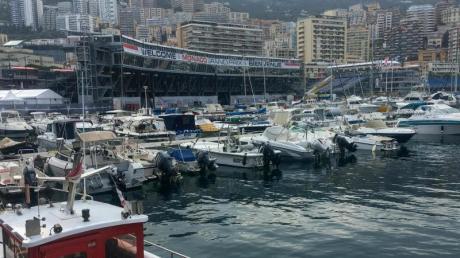 Die Formel 1 ist wieder zu Gast in Monte Carlo. Foto: Hans Gödel/APA