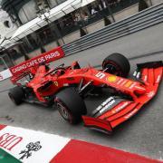 Der Ferrari von Sebastian Vettel ist zu langsam. Foto: David Davies/PA Wire