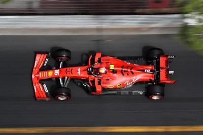 Formel 1: Leclerc scheidet nach erster K.o.-Runde aus