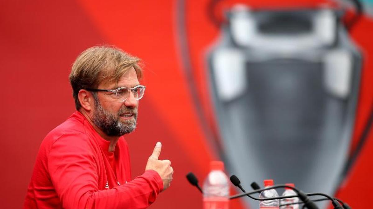 Champions League Finale 2019: CL-Finale 2019: Liverpool ...