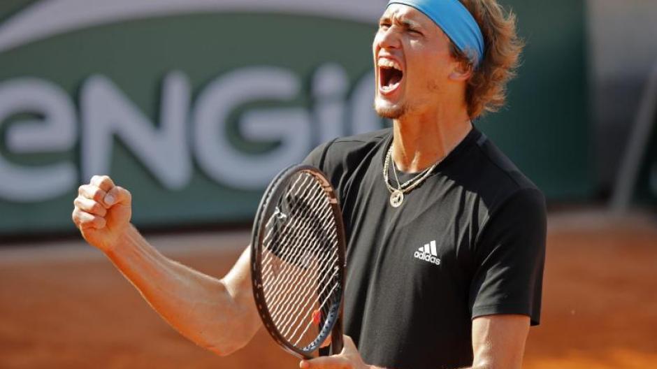 Duell Mit Djokovic Zverev Muss Mein Bestes Tennis Spielen