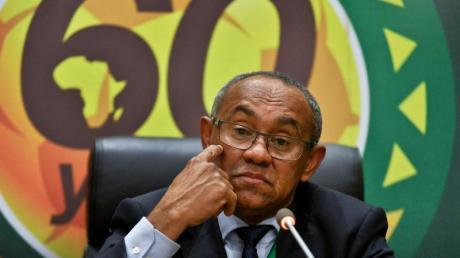 Ahmad Ahmad ist der Präsident des Afrikanischen Fußball-Verbandes (CAF).