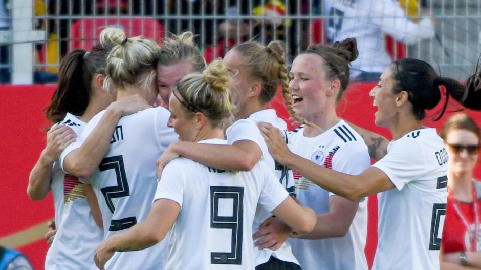 Aichach Friedberg Das Erwarten Fussballerinnen Von Der Wm