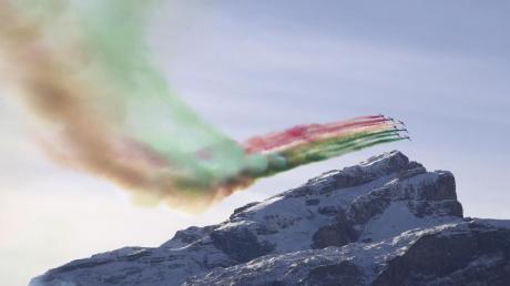Großes Plus der italienischen Kandidatur ist der Rückhalt in der Bevölkerung von 83 Prozent.