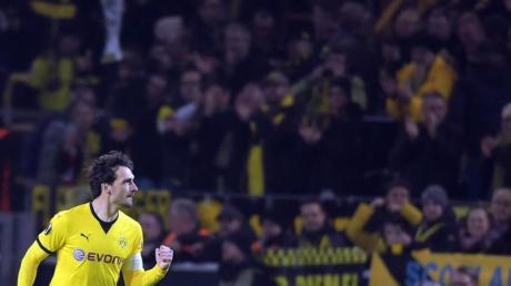 Nach der Rückholaktion wird Mats Hummels wieder für Borussia Dortmund spielen.