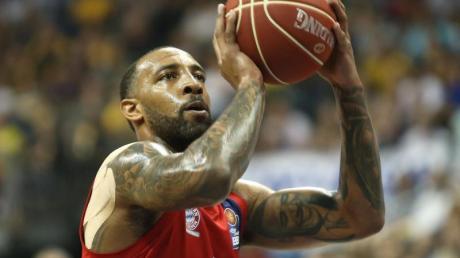 Die Bayern-Basketballer um Derrick Williams wollen am Sonntag erneut deutscher Meister werden.