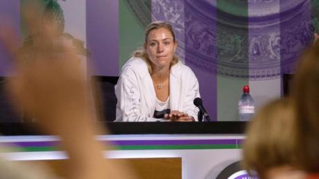 Angelique Kerber tritt in Wimbledon als Titelverteidigerin an.