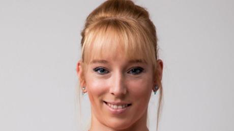Janine Berger war bei der Universiade in Neapel dabei.