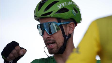 Hat auf der 5. Etappe den Tagessieg eingefahren: Peter Sagan.