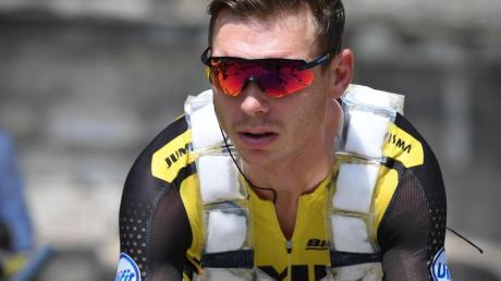 Tony Martin wurde nach einem Zwischenfall von der 106. Tour de France ausgeschlossen.