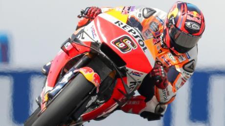 Stefan Bradl wird in dieser Saison nicht in der Moto GP starten.