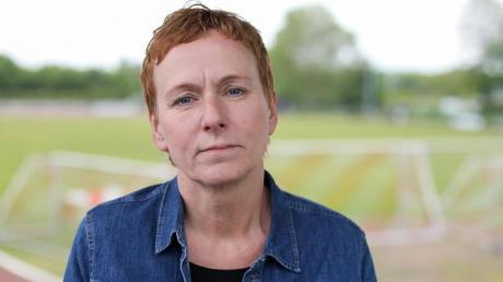 Ute Groth, Vorsitzende des DJK Tusa 06 Düsseldorf, hatte sich um die Präsidentschaft des Deutschen Fußballbundes beworben.