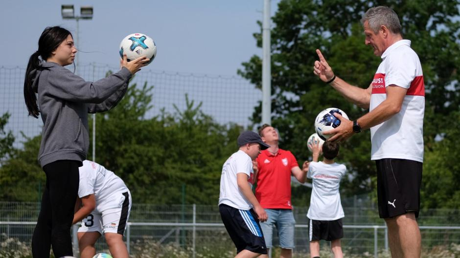 Inklusion Wie Fussball Verbindet Lokalsport Augsburger