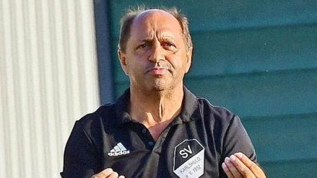 Konnte mit der Vorbereitung wahrlich nicht zufrieden sein: SVK-Trainer Naz Seitle.
