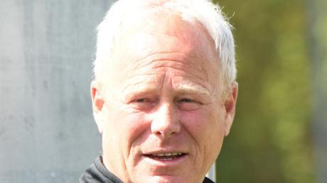 Robert Zimmermann ist nicht mehr Trainer des SV Scheppach.