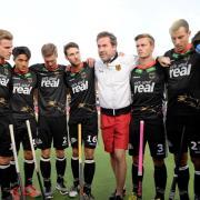 Die deutschen Hockey-Herren setzten sich klar gegen Schottland durch, verloren aber gegen die Niederlande. Foto: Frank Uijlenbroek