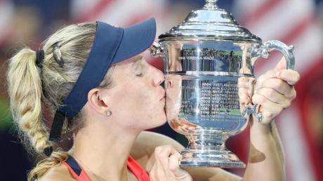 Für Tennisspielerin Angelique Kerber sind die US Open etwas Besonderes.