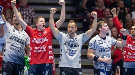 Die SG Flensburg-Handewitt setzte gleich zum Bundesliga-Auftakt ein starkes Zeichen.