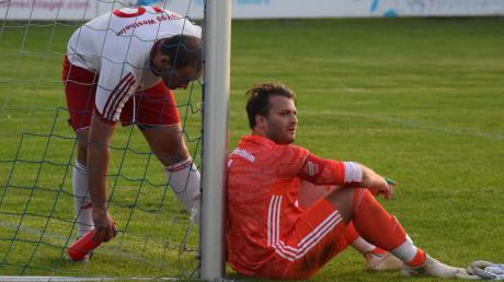 Die zweite Niederlage in Folge mussten Noah Waschkut und Daniele Miccoli mit der SpVgg Westheim hinnehmen. Da kann man durchaus von einem Fehlstart sprechen.