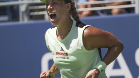 Musste einen weiteren Rückschlag im Tennis-Jahr 2019 hinnehmen: Angelique Kerber.