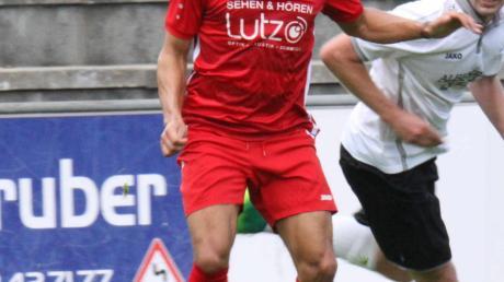Simon Fischer ist einer von drei Akteuren des TSV Pöttmes, die in der Top-Elf stehen.