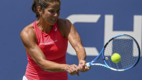 Hat bei den US Open das Achtelfinale erreicht: Julia Görges.