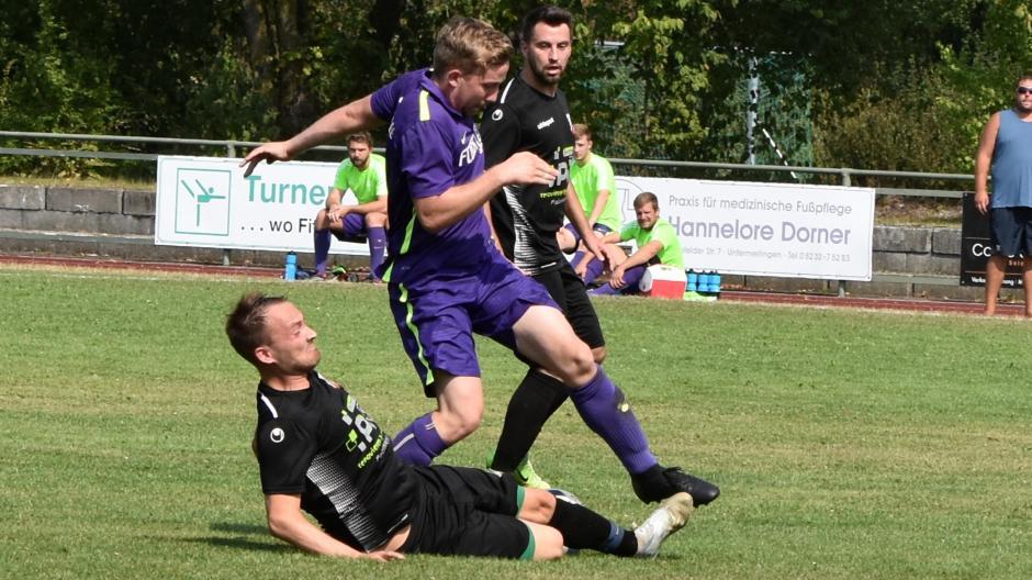 Fussball Toto Pokal Schwere Aufgabe Fur Untermeitingen