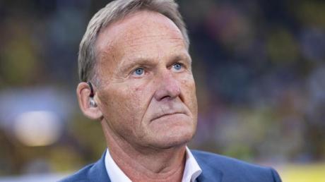 Hans-Joachim Watzke nimmt die BVB-Profis in die Pflicht. Foto: Guido Kirchner