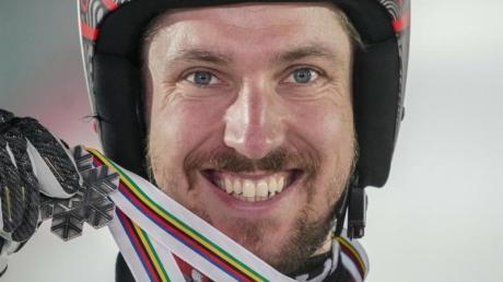 Österreichs Ski-Star Marcel Hirscher hat eine Pressekonferenz unter dem Titel «Rückblick, Einblick, Ausblick» angekündigt.