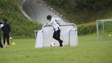 Die Minifußball-Variante Funino soll den regulären Spielbetrieb bei den F-Junioren nicht ersetzen.