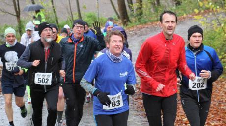 Bei Wind und Wetter, da müssen Frau und Mann einfach durch. Die 17. Auflage des Lions-Städtelaufs von Neuburg nach Eichstätt gibt's am 27. Oktober.
