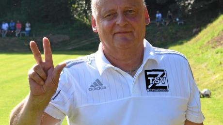 Am 21. April 2018 hat der TSV Ziemetshausen zum bisher letzten Mal ein Liga-Spiel verloren. In der laufenden Runde konnte Abteilungsleiter Georg Stötter bereits sieben Dreier anzeigen – einer davon gelang in Wiesenbach.